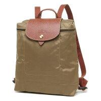 longchamp,longchamp後背包推薦推薦到Longchamp 法國經典摺疊 後背包 (軍綠色)