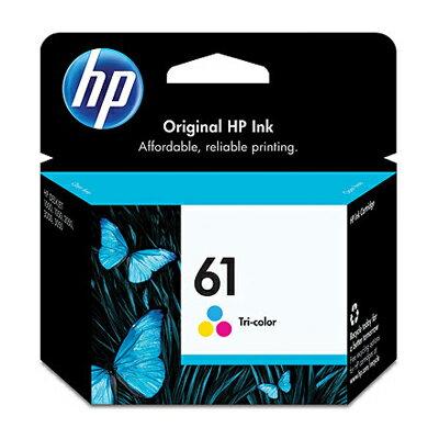 【OKIN】HP 原廠彩色墨水匣 CH562WA 61號 印表機耗材 噴墨印表機