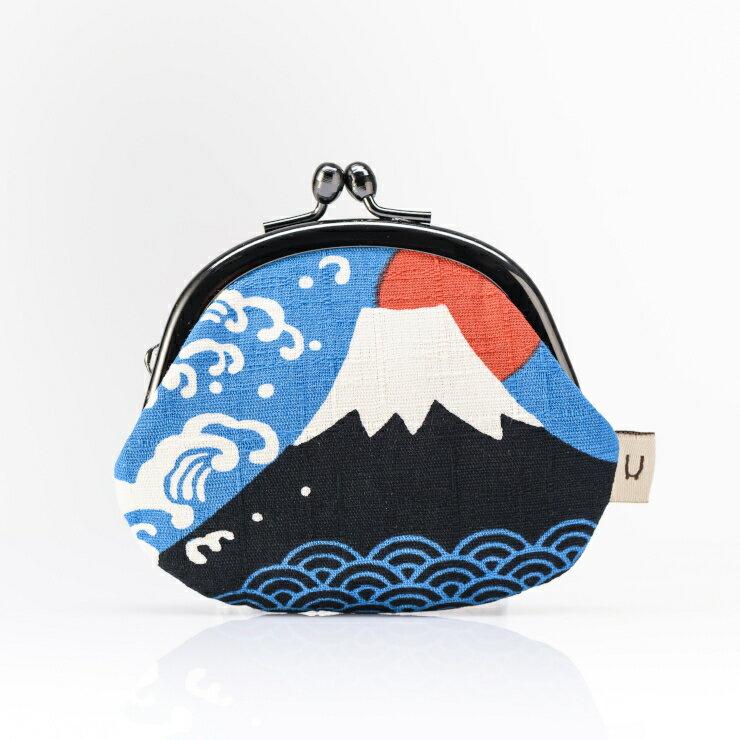 《HARU》零錢口金包 共8款 日本製 純手工