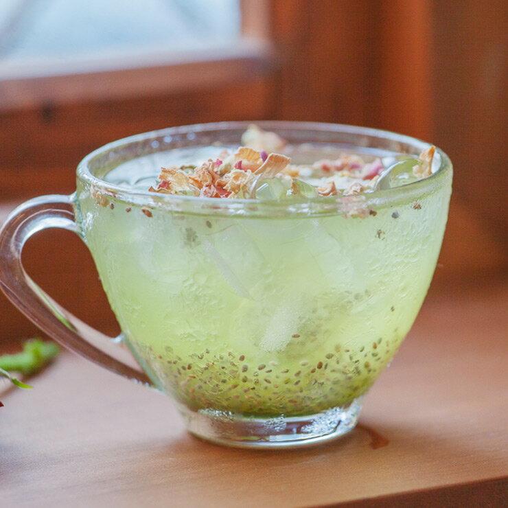 【米森】有機玫瑰綠茶(15包/盒)★ 雙重解膩獨家配方