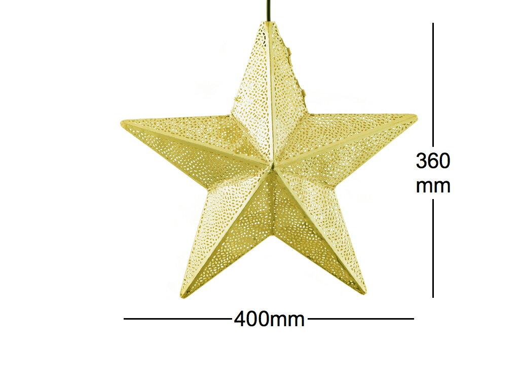 新鮮貨 青銅星星吊燈-BNL00073 4