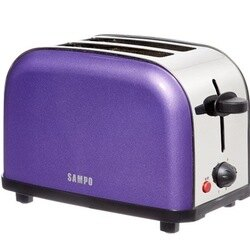 SAMPO 聲寶 炫彩烤麵包機 TR-LF65S