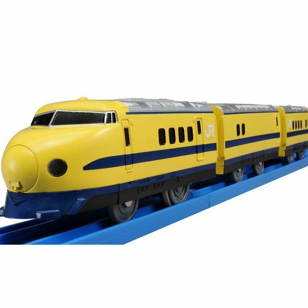 《 TAKARA TOMY 》PLARAIL鐵道王國 S-12 Doctor Yellow黃博士號 東喬精品百貨