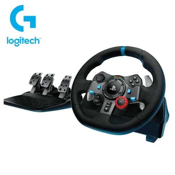 Togo Shop 購物網:【Logitech羅技】G29賽車方向盤★GTSport上市活動期間贈送變速器