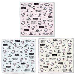 【真愛日本】4901610986837 廚房用包巾   三麗鷗 Hello Kitty 凱蒂貓  餐巾 包巾  廚房用具