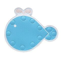 Babyhood 世紀寶貝 小藍鯨防滑墊-藍色★衛立兒生活館★