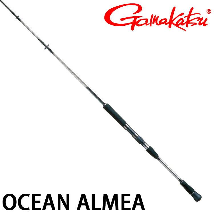 漁拓釣具 GAMAKATSU LUXXE OCEAN ALMEA S62H-F6.2 (船釣鐵板竿)