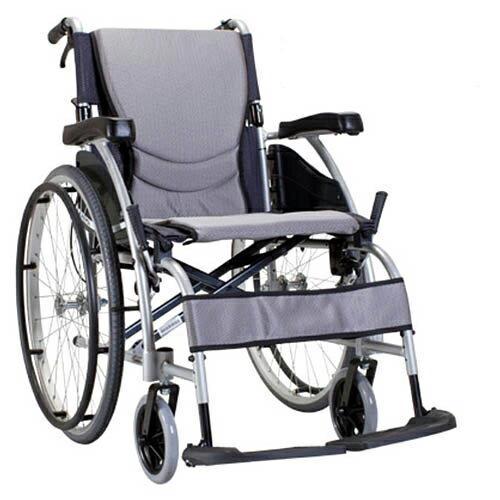 送餐桌板 康揚 鋁合金手動輪椅 (未滅菌) KM-1500.4 舒弧105.2