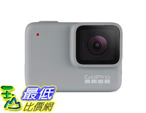 [8美國直購] 相機 GoPro HERO7 White Waterproof Digital Action Camera with Touch Screen 1080p HD Video 10MP Photos