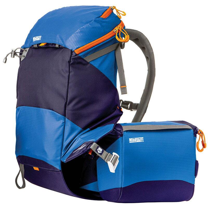 ◎相機專家◎ Mindshift 曼德士 R180度全景攝影登山包 MS221 (簡配-水藍色) 彩宣公司貨
