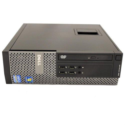 Dell OptiPlex 990 SFF Desktop Intel Quad-Core i5 2400 3 10 GHz 16GB DDR3  RAM 1TB HD DVDRW W10 Pro