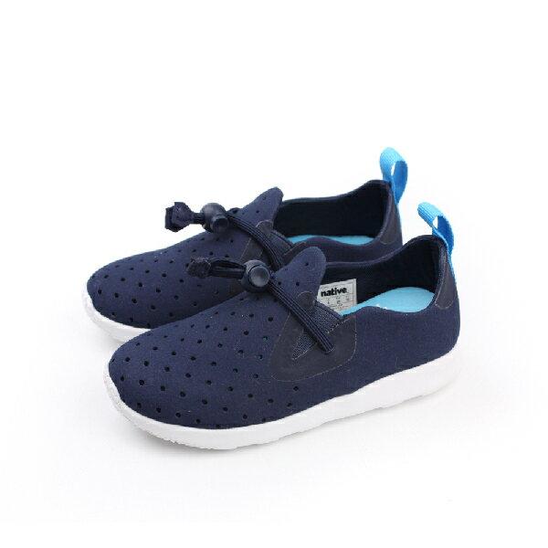 native APOLLO MOC 休閒鞋 藍色 小童 23102400~4201 no4