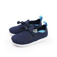 native 輕量懶人鞋、休閒防水鞋到native APOLLO MOC 休閒鞋 藍 小童 no499