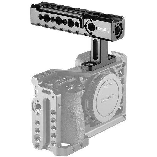 ..  SmallRig 1984 通用握把 提把 需搭配外框 GH5 A73 提籠 兔籠 運動攝影 錄影用支架 Arca-Swiss 公司貨