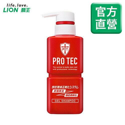 日本獅王PRO TEC頭皮養護控油洗髮精 300g