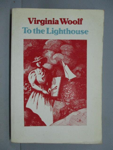 ~書寶 書T7/原文小說_IOB~To the Lighthouse_Virginia W