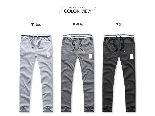 ☆BOY-2☆【NQ95048】運動棉褲 休閒棉質長褲 1
