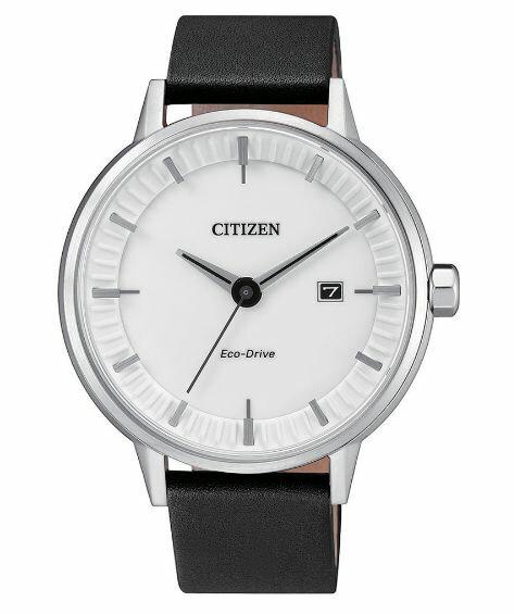 清水鐘錶 Citizen 星辰 Eco-Drive 光動能 俐落簡約時尚腕錶 BM7370-11A 40mm