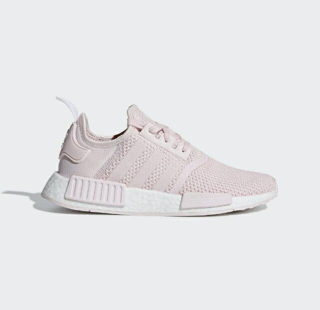 【ADIDAS】NMD_R1 紫藕 經典鞋 休閒鞋  慢跑鞋 女 訂價5290 B37652 (Palace store) 1