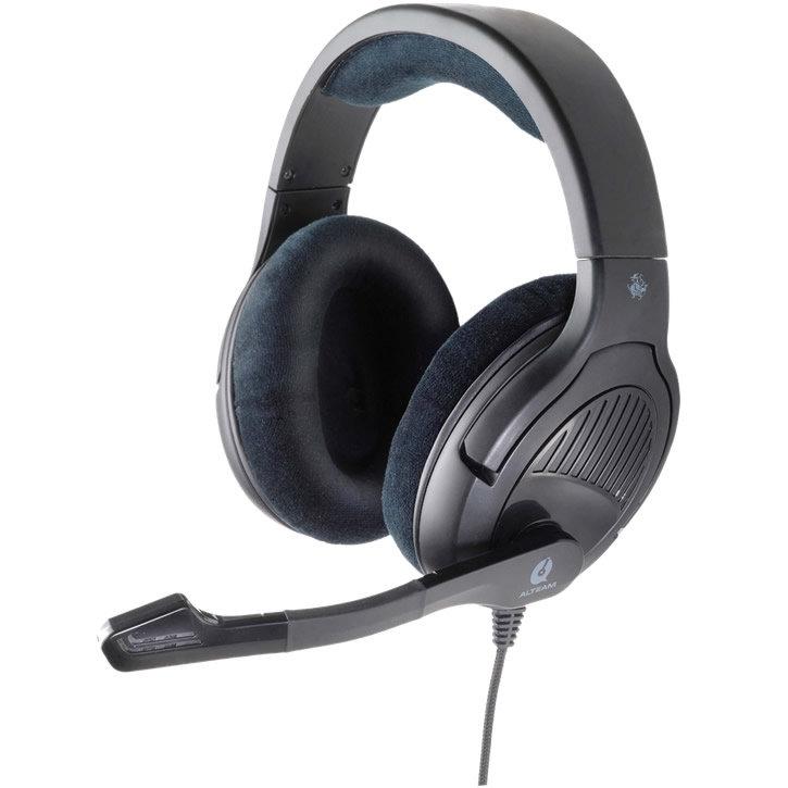 志達電子 GM592 亞立田 ALTEAM GM-592 耳罩式耳機麥克風 PC360.PC350可參考