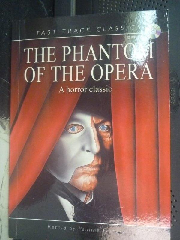 【書寶二手書T2/原文小說_HAX】Phantom of the Opera_Pauline Francis_附光碟