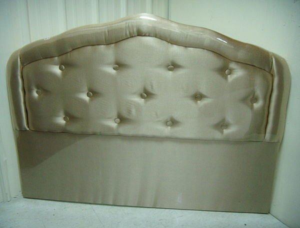 【 尚品傢俱】 687-14 造型布面5尺床頭板床頭片(可訂布色)~另有3.5尺及6尺