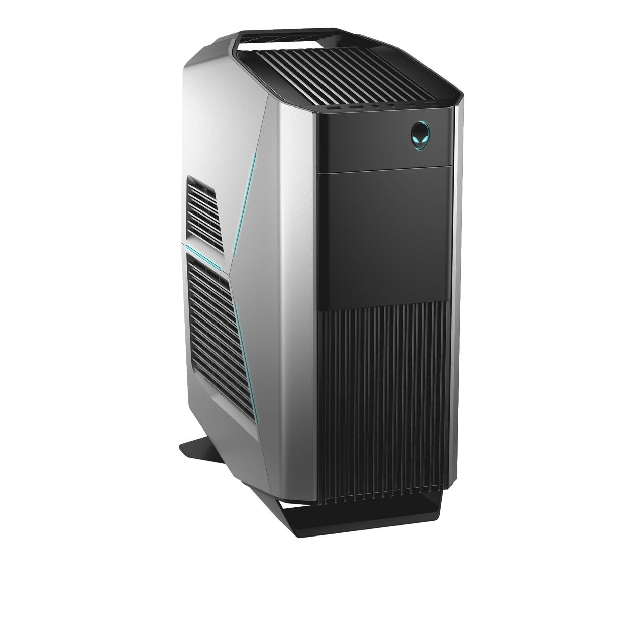 Alienware aurora R8 Gaming Desktop Intel i3-9100 AMD Radeon RX 580X 1TB HDD  8GB RAM