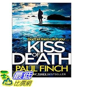 2018 amazon 亞馬遜暢銷書 Kiss of Death (Detective Mark Heckenburg, Book 7)