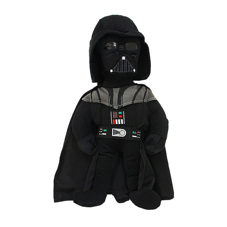 Altatac Star Wars Darth Vader Plush Backpack Kids Bag With Zipper