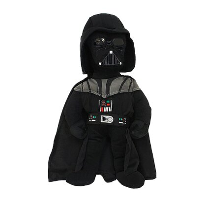 Star Wars Darth Vader 20 Plush Backpack