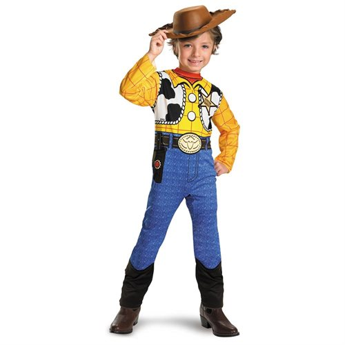 Woody Quality Child Small Halloween Costume 0