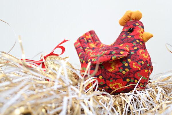 嫁妝禮品 -【中國女紅坊】金雞鎮宅 #帶路雞 #入厝雞#結婚用品 #歸寧用品 #新房風水飾品