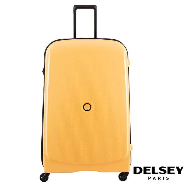 【加賀皮件】DELSEY法國大使BELMONT系列拉鍊旅行箱25吋行李箱003840820