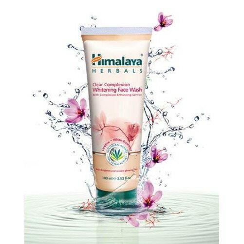 [綺異館]印度 喜馬拉雅 淨白柔膚洗面乳 100克 himalaya whitening face wash