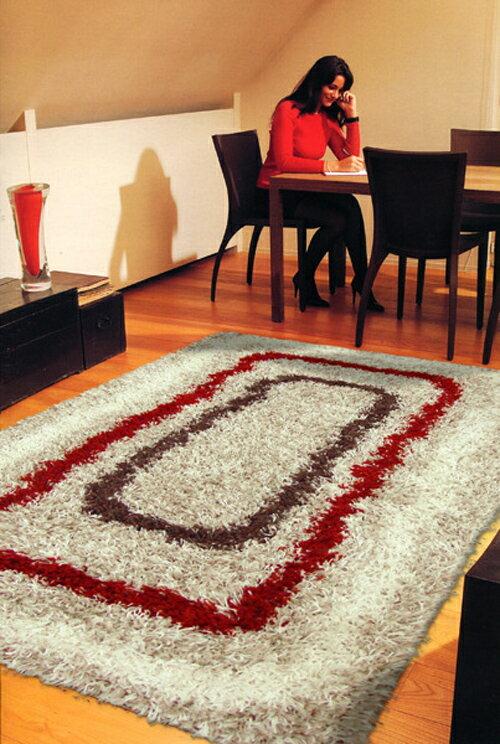 美諾斯土耳其舒適長毛地毯-迴圈-200x290cm