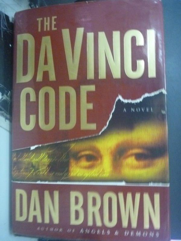 ~書寶 書T2/原文小說_YDD~The Da Vinci Code_Brown Dan