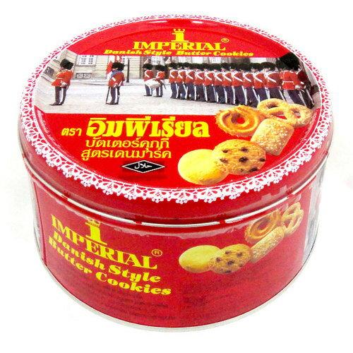 御林軍 丹麥奶酥 紅罐 200g