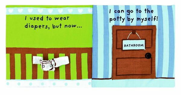 『121婦嬰用品館』k's kids 布書系列 - 便便時間到囉! 2