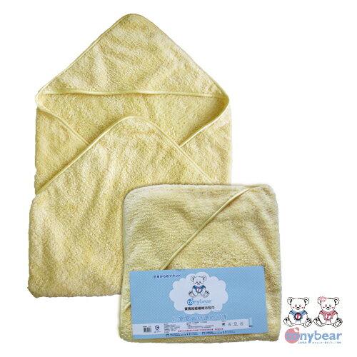 TONY BEAR 寶寶超細纖維浴包巾