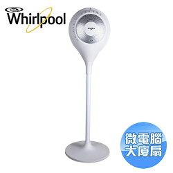 惠而浦 Whirlpool 360度旋風扇 WTFE110W【雅光電器】