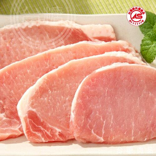 台糖 里肌豬排(300g/盒)