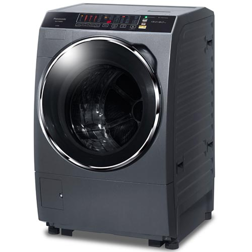 Panasonic 國際 NA-V130DDH 13KG ECO NAVI+nanoe雙科技變頻滾筒洗衣機