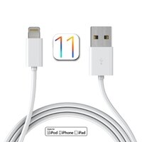 Apple 蘋果商品推薦原廠正品1米Lightning傳輸線 送2線套 充電線 1m iPhone6 7 8 Plus X【coni shop】