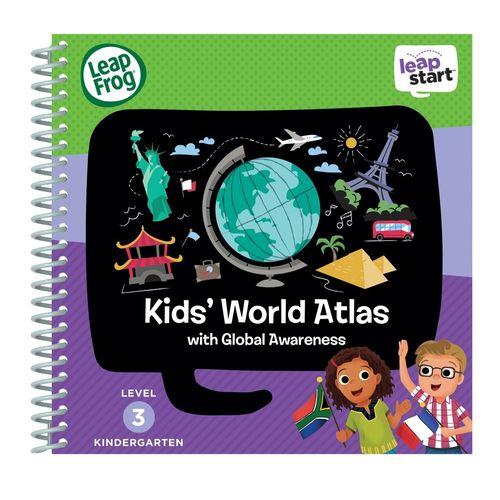 LeapFrog跳跳蛙LeapStartBooks:兒童1-世界文化★衛立兒生活館★