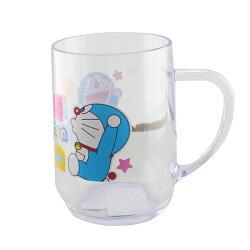 哆啦A夢 DE859 馬克杯 (塑膠水杯 盥洗杯子 漱口杯 水杯 口杯 台灣製造 臺灣製造)