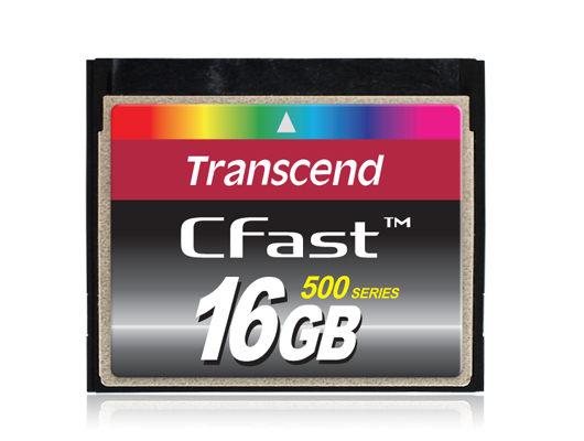 *╯新風尚潮流╭*創見記憶卡 16G 500X CFast 支援超高速SATA介面 CF工業卡 TS16GCFX500