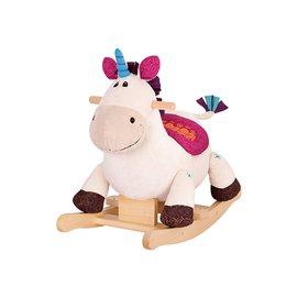 預購【淘氣寶寶】 美國 B.Toys 感統玩具 搖搖馬神氣