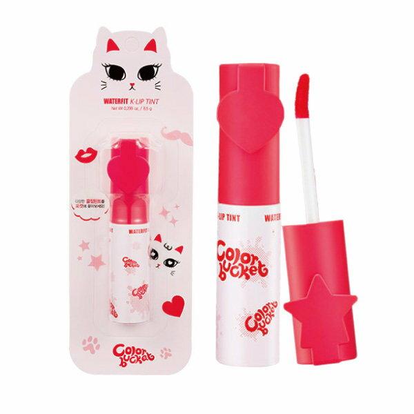 韓國colorbuckatmumu貓咪服貼不掉色唇蜜8.5g多色可選【櫻桃飾品】【24005】