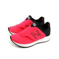 New Balance 美國慢跑鞋/跑步鞋推薦New Balance FUELCORE 5000  運動鞋 魔鬼氈 桃紅 中童 童鞋 KVFL5WPP-W no518