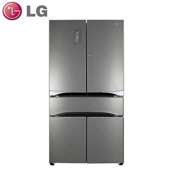原廠送好禮★【LG樂金】836L變頻鮮活六門冰箱GR-DBF85S【三井3C】